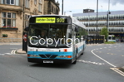 Transdev Keighley & District No. 1002 W617CWX (n/s 500)