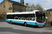 Transdev Keighley & District No. 1850 FJ08BZX (o/s 762)