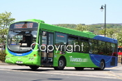 Transdev Keighley & District No. 1846 FJ08BZT (n/s 762 green/b)