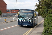 Arriva Yorkshire Group No. 1002 YY14LFN (n/s 187)