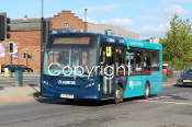 Arriva Yorkshire Group No. 1005 YY14LFR (n/s 188)
