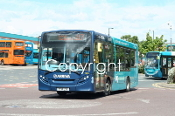 Arriva Yorkshire Group No. 1020 YY14LGK (n/s 117)