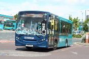 Arriva Yorkshire Group No. 1021 YY14LGL (n/s 105)