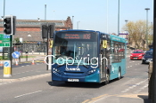Arriva Yorkshire Group No. 1027 YY14LGX (n/s 102)