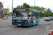 Arriva Yorkshire Group No. 1027 YY14LGX (105 n/s)