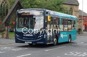 Arriva Yorkshire Group No. 1031 YY14LHC (n/s 114)