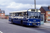 West Yorkshire PTE - Bingley DWW433H (colour o/s @S Elmsall)