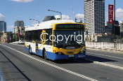 Brisbane Transport No. 668 668FZR (o/s)