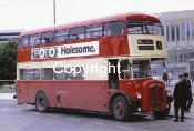 Huddersfield Corporation No. 115 DCX115B