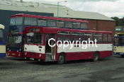 Hyndburn Transport Ltd No. 71 NMB71P