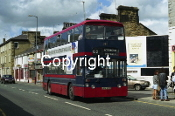 Hyndburn Transport Ltd No. 192 URN329R (o/s Rock to Rolls)