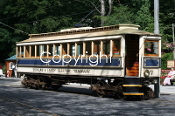 Isle of Man - Douglas&Laxey Electric Tramway Tram No.7