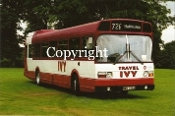 Ivy Coaches NWN726M (o/s 726)