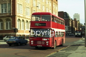 Keighley & District No. 1723 JWT756V