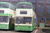 West Yorkshire PTE No. 183 UNW183H