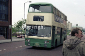 West Yorkshire PTE No. 481 DUA481K