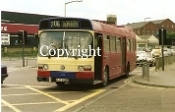 Lyles. R OJD906R - orig. London Transport