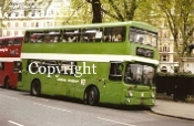 London Country BS No. AN126 UPK126S (o/s)