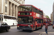 London Central No. SP23 K323FYG