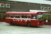 London Transport No. BL83 OJD83R