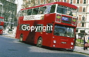 London Transport No. DM2634 THX634S