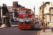 London Transport No. DM2638 THX638S (n/s)