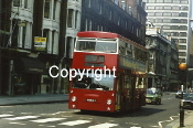 London Transport No. DM2641 THX644S (n/s)