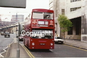 London Transport No. DM2641 THX641S (o/s)