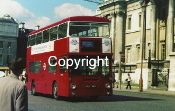 London Transport No. DMS2038 OUC38R