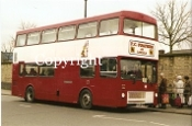 PC Coaches GYE576W - orig. London Transport