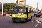 Optional Bus E643KYW - orig. London Transport