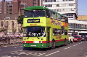 Optional Bus XPG187T - orig. London Country BS