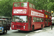 Original London Sightseeing Tour No. BW79 TFN979T - orig E. Kent