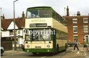 Norfolks CBV307S - orig. Blackpool CT