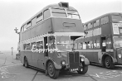 Margo KLB842 (o/s) - orig. London Transport
