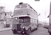 Margo KLB842 (n/s) - orig. London Transport