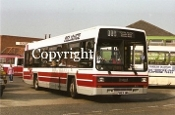 Reliance (Grantham) F883SMU (o/s Shaw Road)