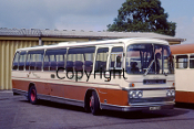 South Yorkshire PTE No. 1006 XWB295M - orig. Booth & Fisher
