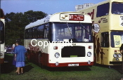 South Yorkshire PTE No. 1051 TPJ55S - orig. London Country