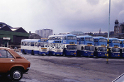 Tayside RC Depot view May 1981 - incl Bristol LHS