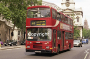 Arriva London No. 721 F101TML - orig. Maidstone