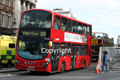 Arriva London No. DW287 LJ59LWP