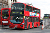 Arriva London No. DW295 LJ59LWA