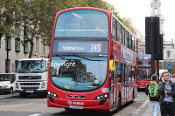 Arriva London No. DW320 LJ60AXZ