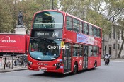 Arriva London No. DW332 LJ60AXR