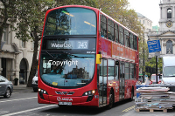 Arriva London No. DW446 LJ61CFA