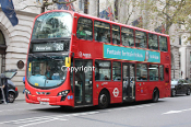 Arriva London No. DW453 LJ61CEX