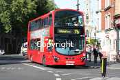 Arriva London No. DW451 LJ11AAY