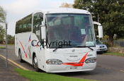 Bakewell Coaches X4CNG (o/s)