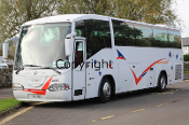 Bakewell Coaches X4CNG (n/s)